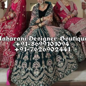Buy Online Lehenga For Bride UK USA India