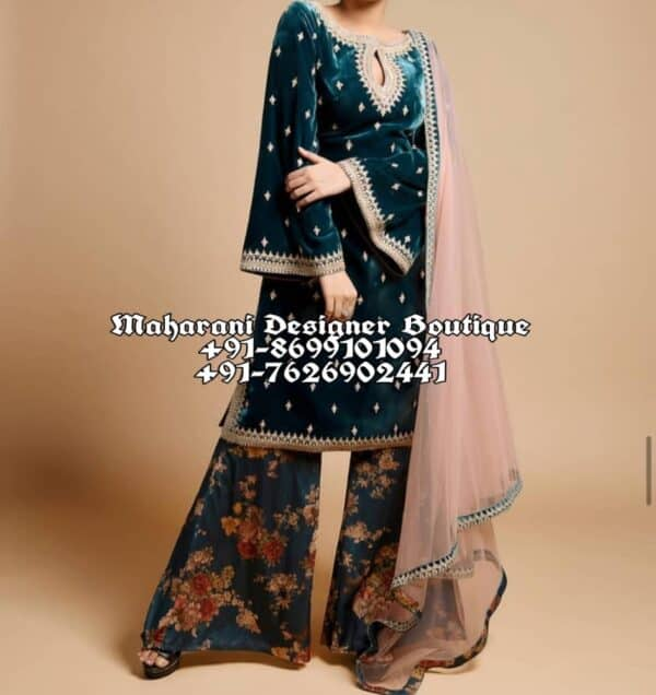 Buy Online Palazzo Suits Party Wear