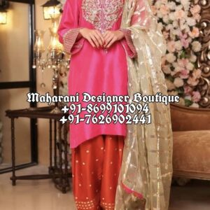 Buy Online Punjabi Suits Boutique UK Canada USA