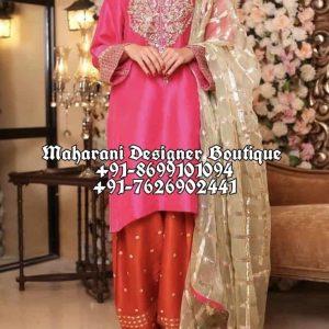 Buy Online Punjabi Suits Boutique UK Canada USA