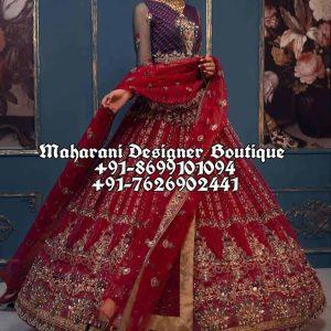 Buy Online Red Lehenga For Bride USA UK India Canada