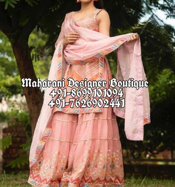 Buy Online Sharara Suits Pakistani