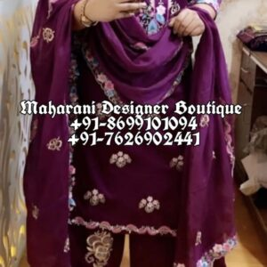 Buy Palazzo Suit Online Punjabi