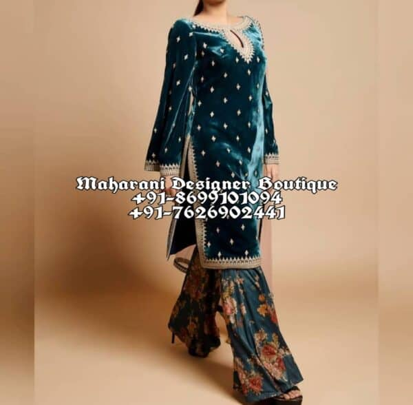 Buy Palazzo Suit Party Wear