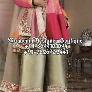 Buy Palazzo Suits For Wedding