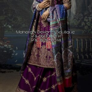 Buy Party Wear Sharara Suit Online