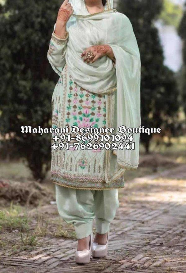 Buy Punjabi Suits Boutique Online