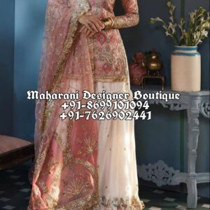 Buy Sharara Suits Party Wear