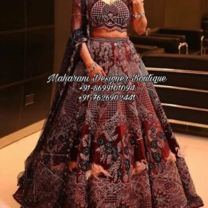 Buy Wedding Bridal Lehenga