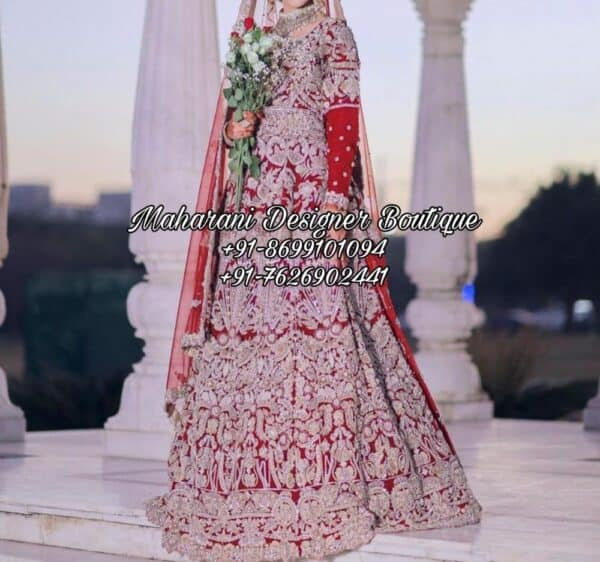 Latest Wedding Lehenga