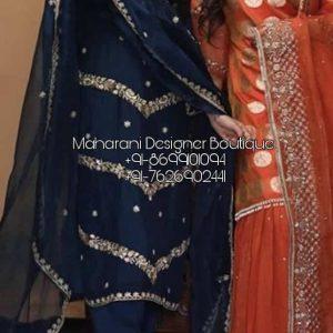 Online Salwar Suit For Wedding
