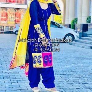 Party Wear Salwar Suit Online