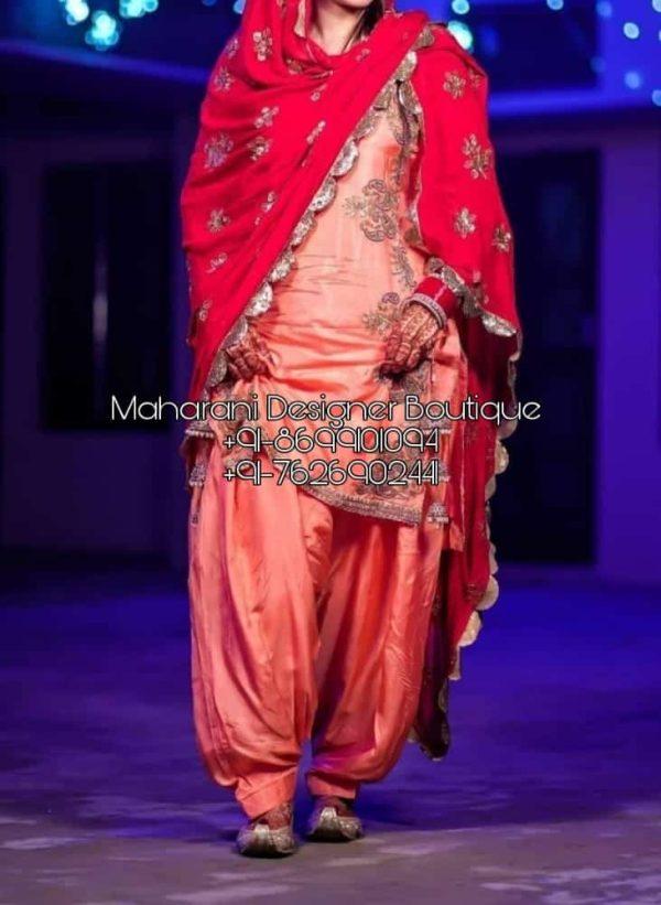 Punjabi Suit Online Boutique