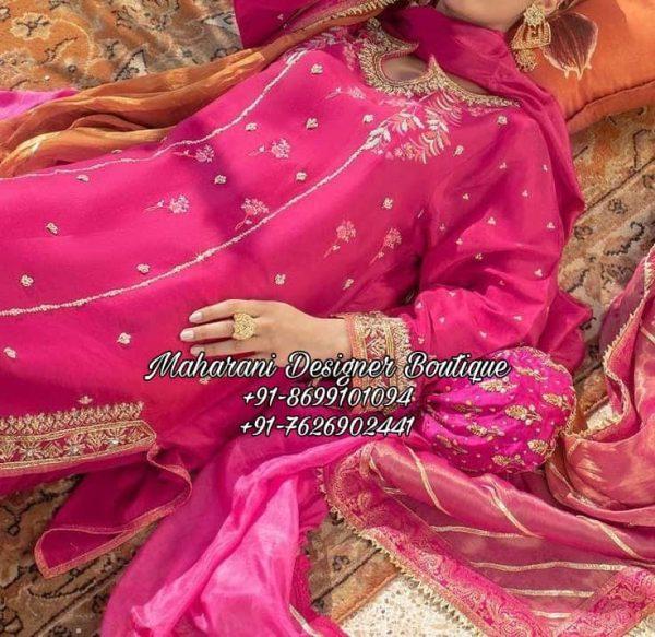 Punjabi Suits Online Boutique