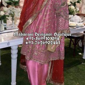 Salwar Suit Bridal Punjabi Suit Boutique