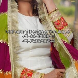 Salwar Suit Punjabi