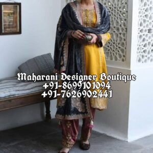 Buy Salwar Suits Simple Punjabi Suits Online Boutique UK