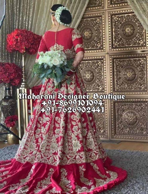 Bridal Lehenga For Wedding Canada USA Australia