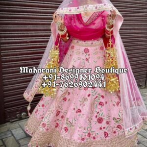 Bridal Lehenga Online USA