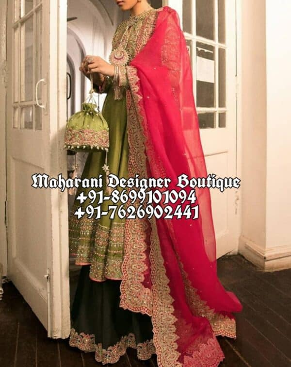 Buy Anarkali Designer Suits Online Canada