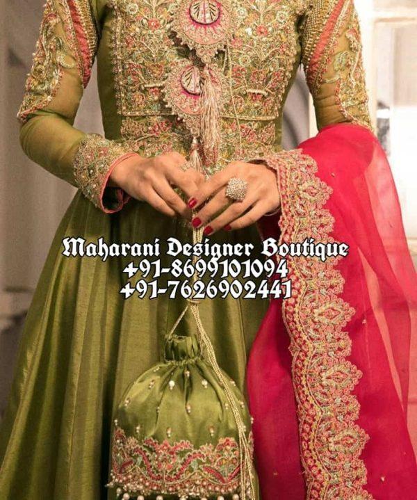 Buy Anarkali Designer Suits Online Shopping Canada