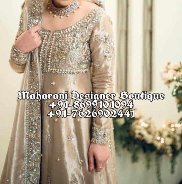 Buy Anarkali Suits For Bride Canada