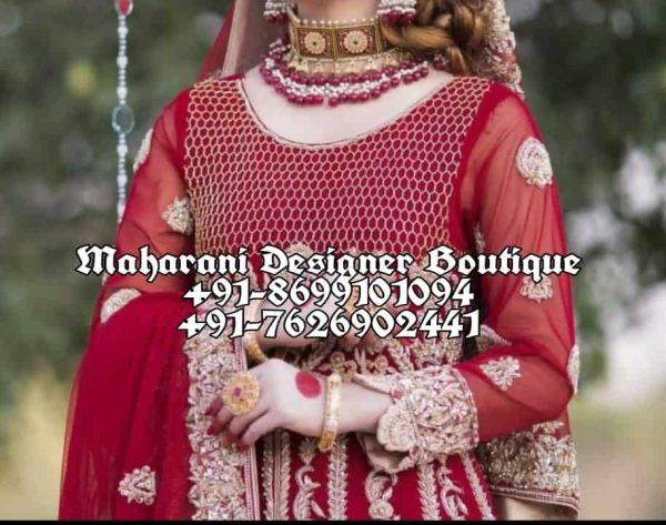 Buy Anarkali Suits For Bride USA Canada