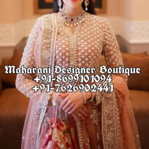 Buy Anarkali Suits For Party Wear UK