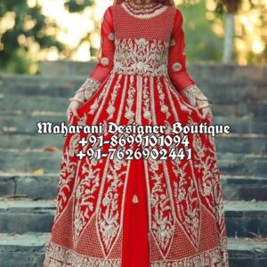Buy Anarkali Suits For Wedding Bride USA