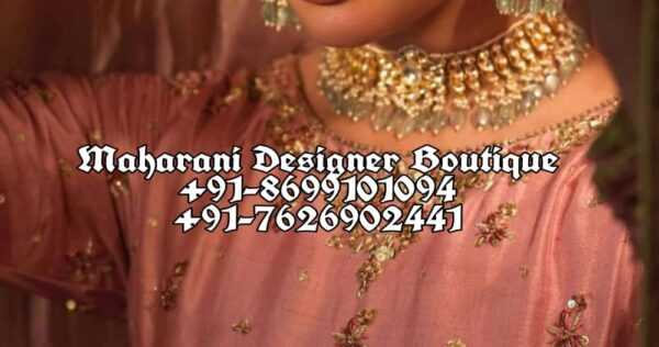 Buy Anarkali Suits for Wedding Canada