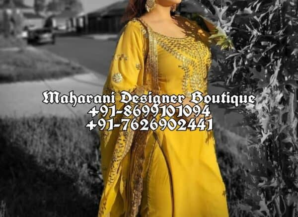 Buy Boutique Style Punjabi Suits Canada