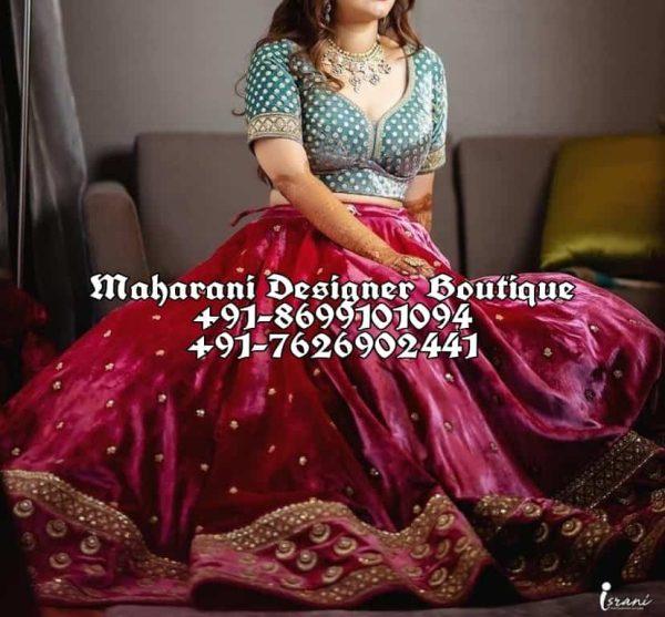 Buy Bridal Lehenga For Reception UK USA Canada