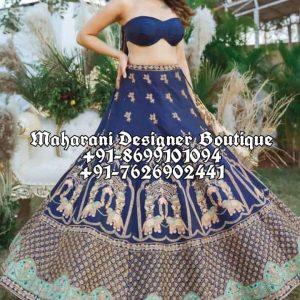 Buy Bridal Lehenga Choli Canada France