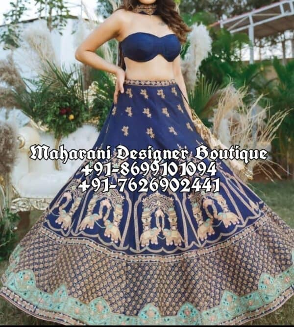 Buy Bridal Lehenga Choli Canada France