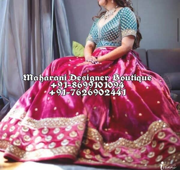 Buy Bridal Lehenga For Reception Canada UK USA France