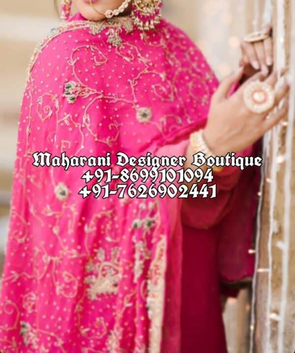 Buy Bridal Salwar Suits Online Boutique Canada UK USA