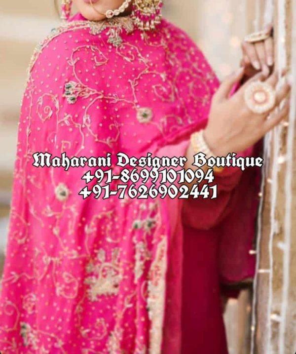 Buy Bridal Salwar Suits Online Boutique Canada UK USA