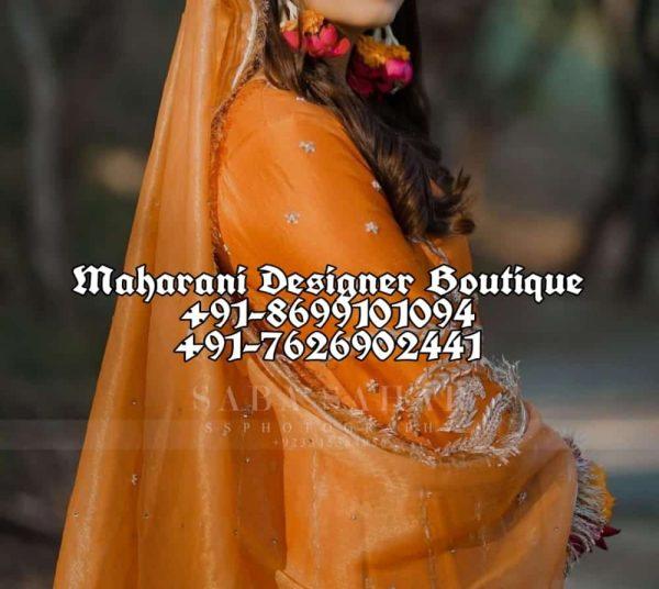 Buy Designer Anarkali Suits Canada