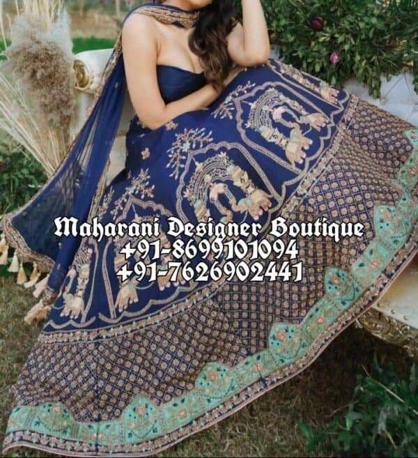 Buy Lehenga Choli For Wedding USA