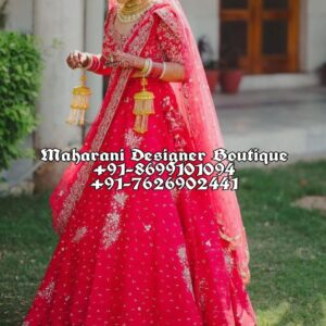 Buy Lehenga For Bridal Canada UK USA