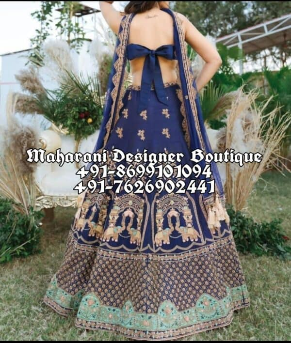 Buy Lehenga With Choli Online UK