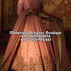 Buy Online Anarkali Suits For Wedding Canada UK USA