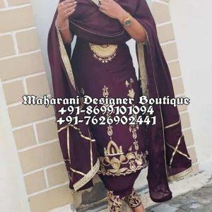 Buy Online Boutique For Punjabi Suits
