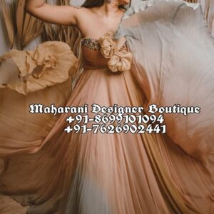 Buy Online Gowns For Reception
