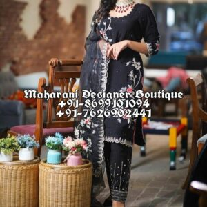Buy Online Punjabi Suits Boutique Canada