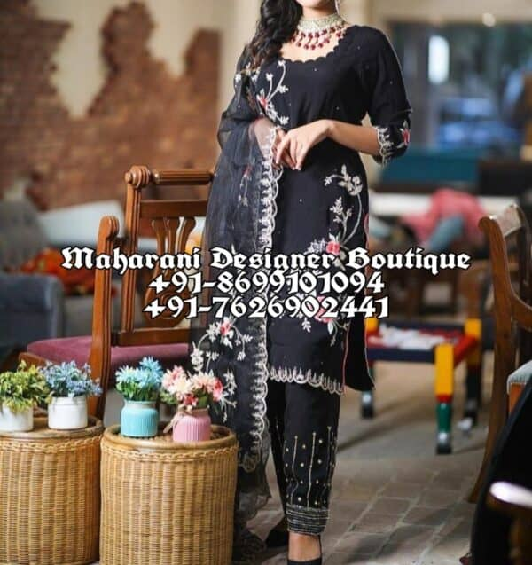 Buy Online Punjabi Suits Boutique Canada