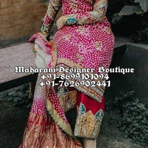 Buy Palazzo Suits Punjabi Suits Boutique Online