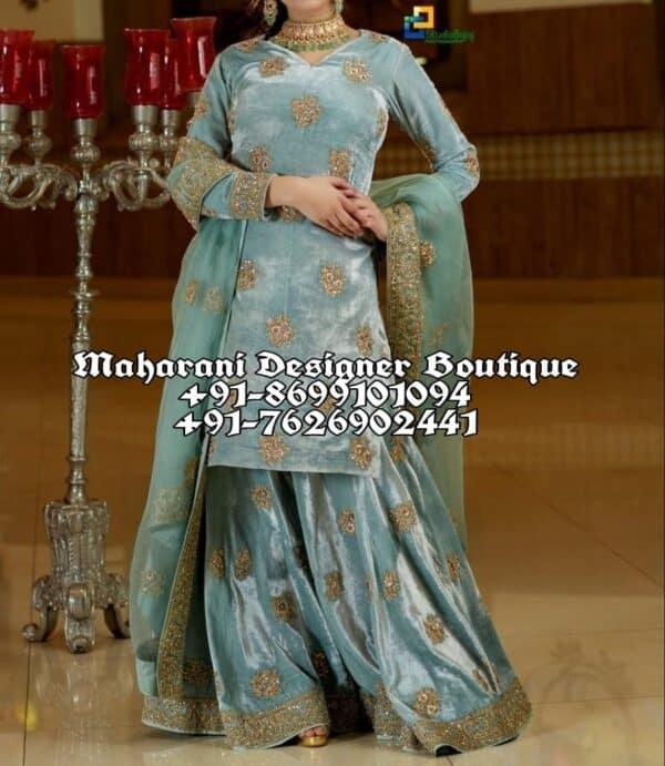 Buy Punjabi Sharara Suits