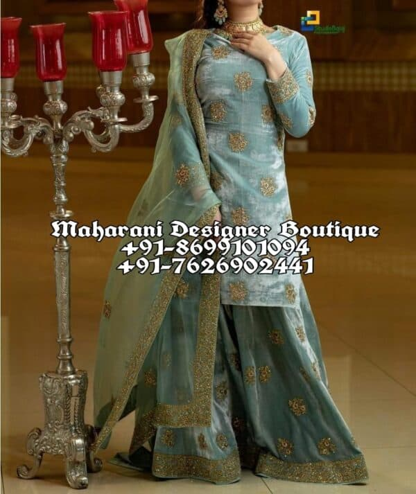 Buy Punjabi Sharara Suits Online UK