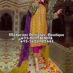 Buy Punjabi Suits Boutique In Patiala